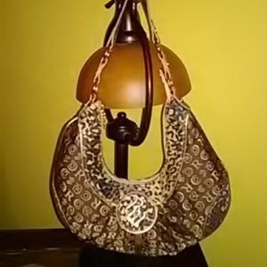 Awesome  Multi Patterned Rocawear Shoulder Bag